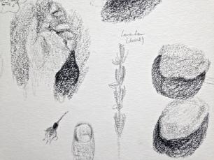 Hand, Rocks