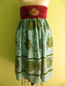 Fun Medallion Skirt