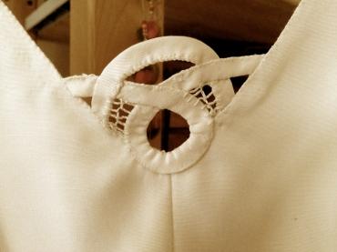 Ronja's Dress Detail