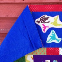 Quilt Hanging Strip & Backing
